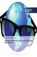Biblical World view- for African Students
