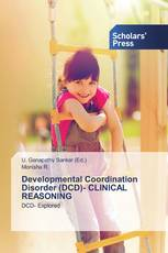 Developmental Coordination Disorder (DCD)- CLINICAL REASONING