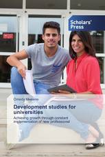 Development studies for universities