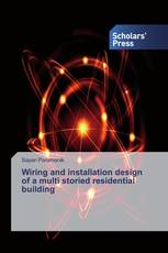 Wiring and installation design of a multi storied residential building