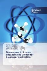 Development of nano-encapsulated urease for biosensor application
