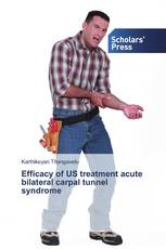 Efficacy of US treatment acute bilateral carpal tunnel syndrome