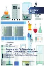 Preparation Of Some triazol based Carbonitrile Derivatives