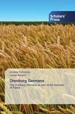 Orenburg Germans