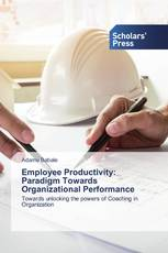 Employee Productivity: Paradigm Towards Organizational Performance
