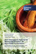 Anti Depressant Activity of Mamsyadi Kwatha: An Ayurvedic Formulation