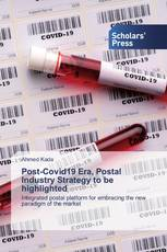 Post-Covid19 Era, Postal Industry Strategy to be highlighted