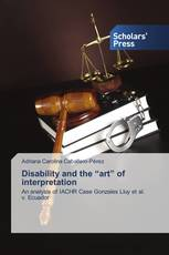 "Disability and the ""art"" of interpretation"