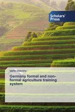 Germany formal and non-formal agriculture training system