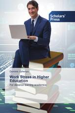 Work Stress in Higher Education