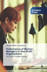 Performance of Women Managers in Non Profit Organizations