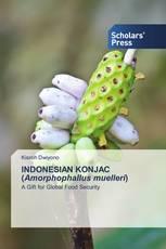 INDONESIAN KONJAC (Amorphophallus muelleri)