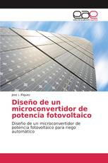 Diseño de un microconvertidor de potencia fotovoltaico