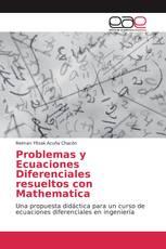 Problemas y Ecuaciones Diferenciales resueltos con Mathematica