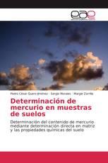 Determinación de mercurio en muestras de suelos