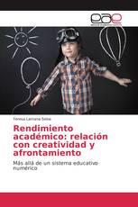 Rendimiento académico: relación con creatividad y afrontamiento
