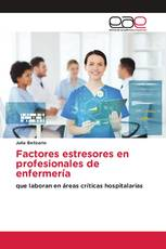 Factores estresores en profesionales de enfermería