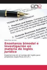 Enseñanza bimodal e Investigación en materia de Inglés Jurídico