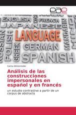 Análisis de las construcciones impersonales en español y en francés