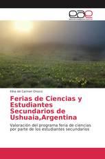 Ferias de Ciencias y Estudiantes Secundarios de Ushuaia,Argentina