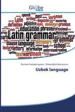 Uzbek language