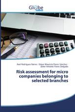 Risk assessment for micro companies belonging to selected branches
