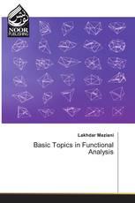 Basic Topics in Functional Analysis