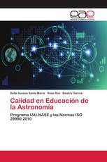 Calidad en Educación de la Astronomía