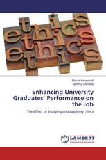 Enhancing University Graduates' Performance on the Job