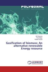 Gasification of biomass; An alternative renewable Energy resource