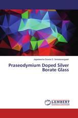 Praseodymium Doped Silver Borate Glass