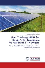 Fast Tracking MPPT for Rapid Solar Irradiance Variation in a PV System
