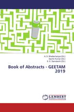 Book of Abstracts - GEETAM 2019