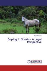 Doping In Sports - A Legal Perspective