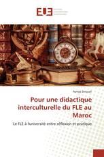 Pour une didactique interculturelle du FLE au Maroc