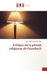 Critique de la pensée religieuse de Feuerbach