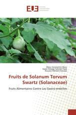 Fruits de Solanum Torvum Swartz (Solanaceae)