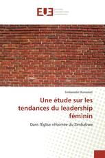 Une étude sur les tendances du leadership féminin