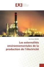 Les externalités environnementales de la production de l'électricité