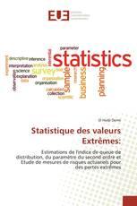 Statistique des valeurs Extrêmes: