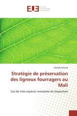 Stratégie de préservation des ligneux fourragers au Mali