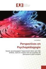 Perspectives en Psychopédagogie