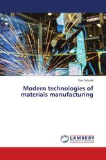 Modern technologies of materials manufacturing