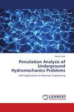 Percolation Analysis of Underground Hydromechanics Problems