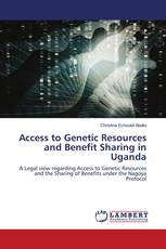 Access to Genetic Resources and Benefit Sharing in Uganda