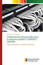 Cabeamento estruturado para a empresa QUALIT CONTACT CENTER