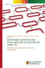 Controlador preditivo não linear aplicado ao controle de motor CC