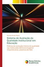 Sistema de Avaliação da Qualidade Institucional em Educação
