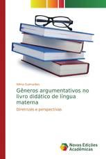 Gêneros argumentativos no livro didático de língua materna