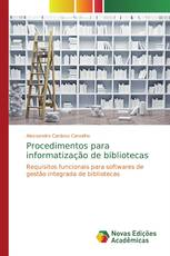 Procedimentos para informatização de bibliotecas